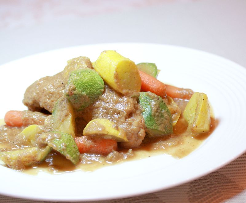 Curry Chicken Desert Style 7