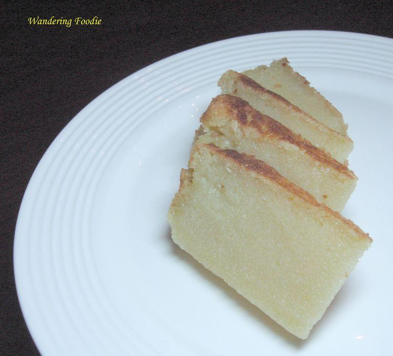 Cassava Cake 椰汁木薯糕 2