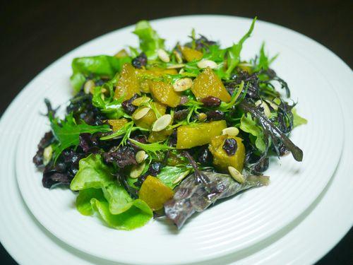 Kabocha Squash Salad 1