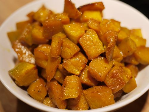 Roasted Kabocha Squash 2