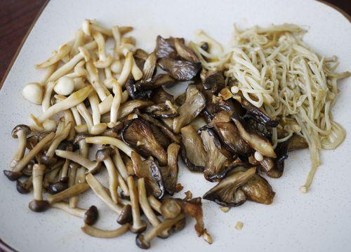 Mushroom Mix 1 Saute